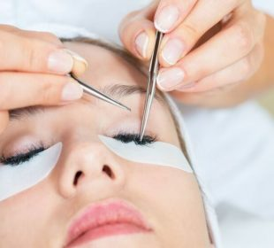 Eyelash Extension Technician