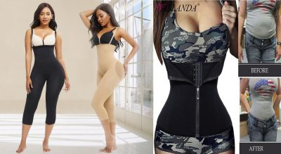 How to keep your shapewear from rolling down?