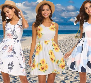 Plan the Perfect Beach and Summer Dresses